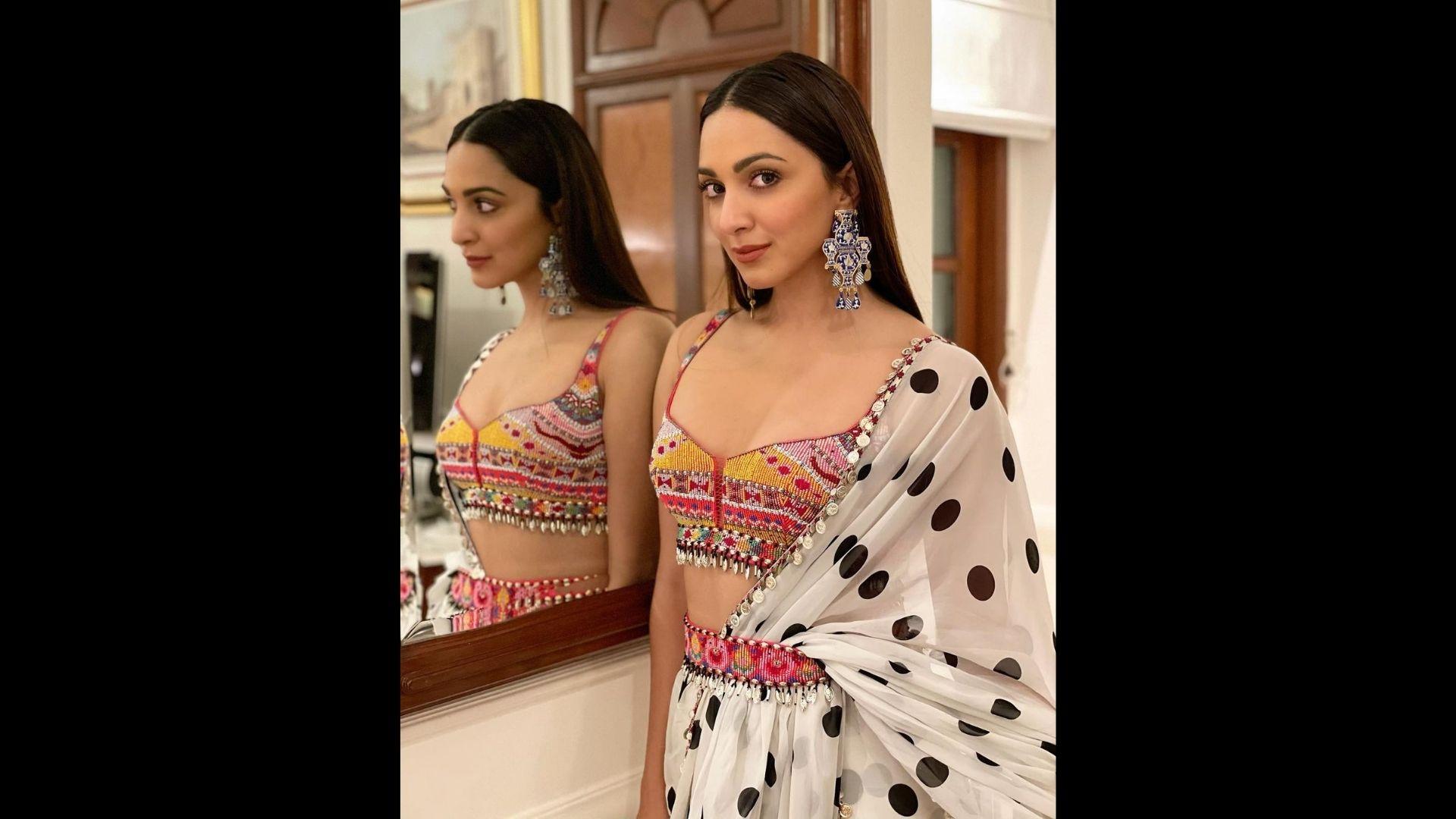 Kiara Advani Propagates Spirituality Over Sexiness In Her Cryptic IG Post
