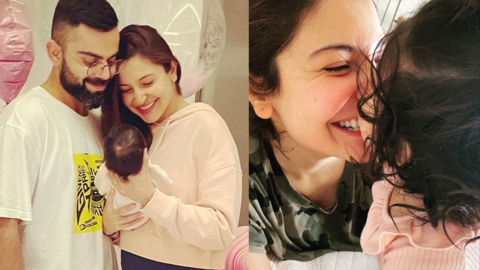 Anushka Sharma Drops A Super Adorable Picture Of Her 'Whole Heart' On Insta And It's The Cutest Thing On The Internet- Can Our Day Get Any Better?