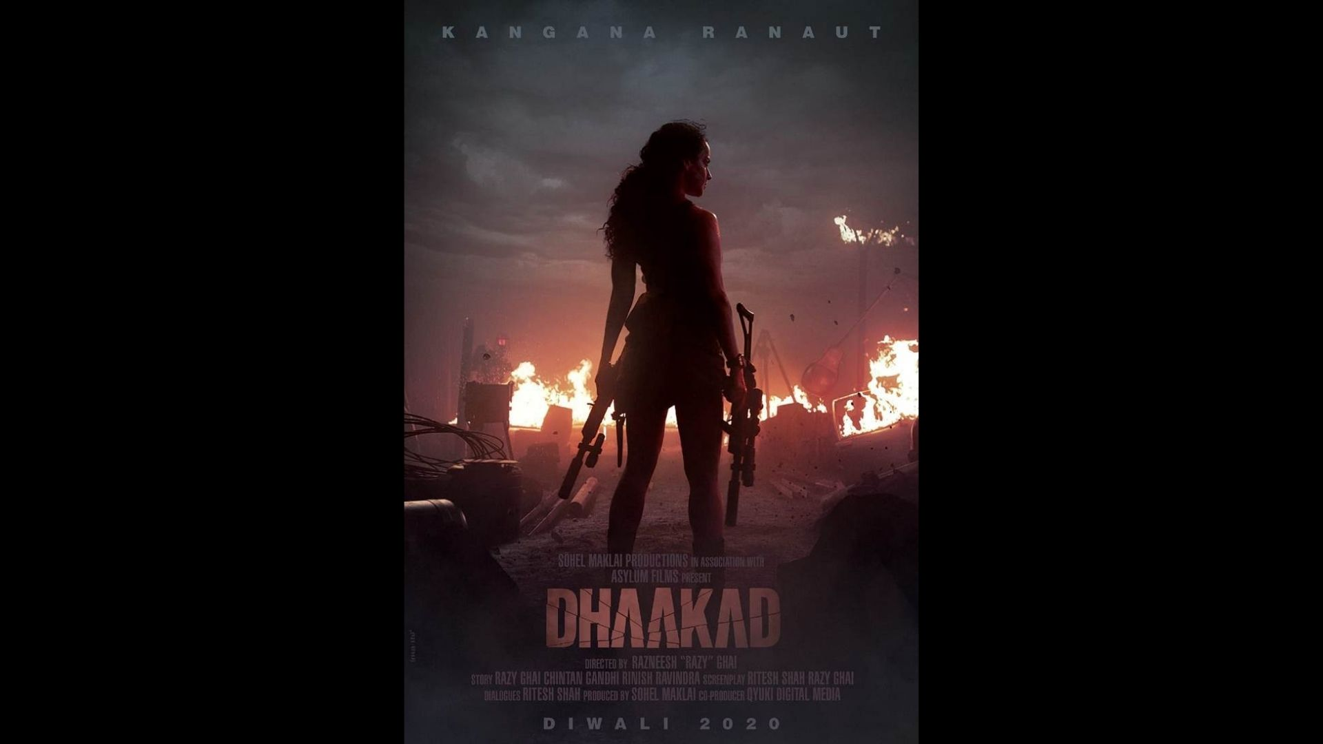 Dhaakad: Makers Of The Kangana Ranaut Starrer Have Finally Fixed A Date