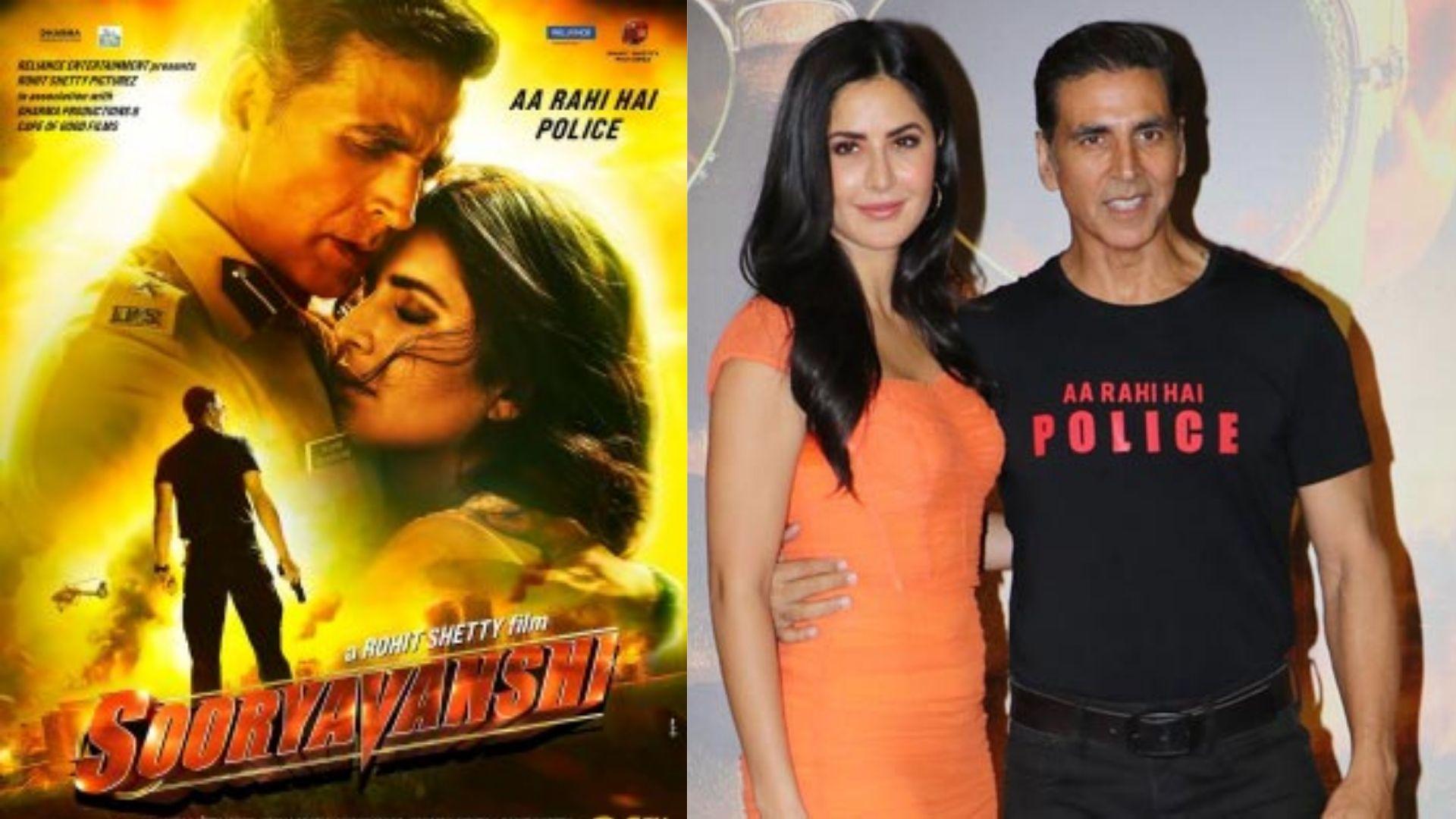 Sooryavanshi: Akshay Kumar And Katrina Kaif Starrer Gets This Approval From The Censor Board