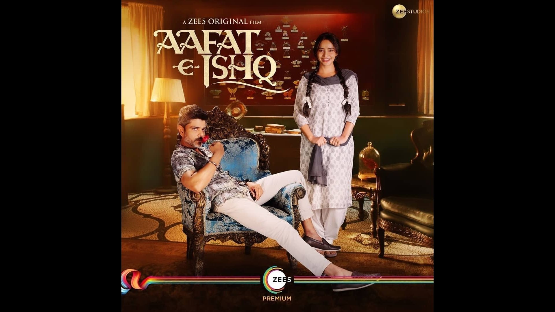Aafat-E-Ishq Trailer: Neha Sharma, Namit Das Will Leave You In A Frenzy With Their Performances