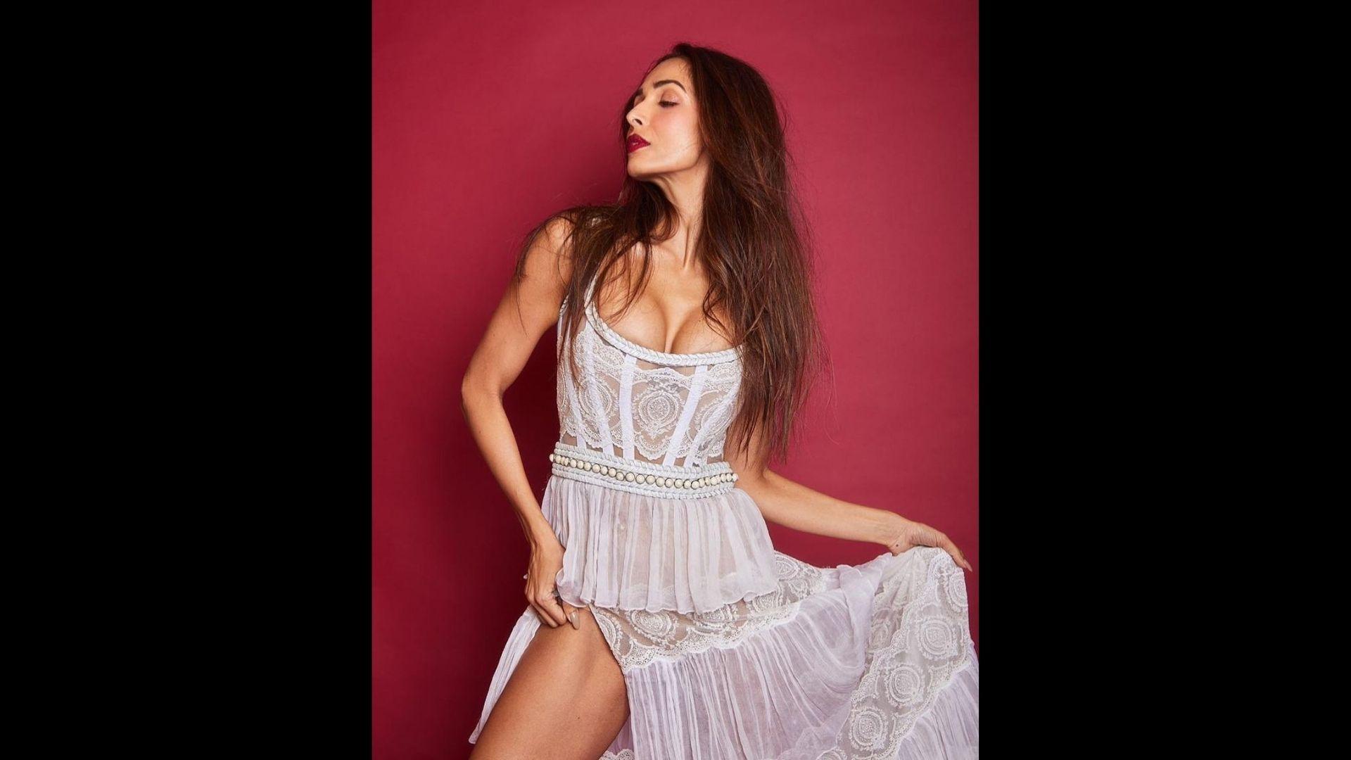 Daring Outfits Worn By Malaika Arora That Prove She's A Fashion Goddess