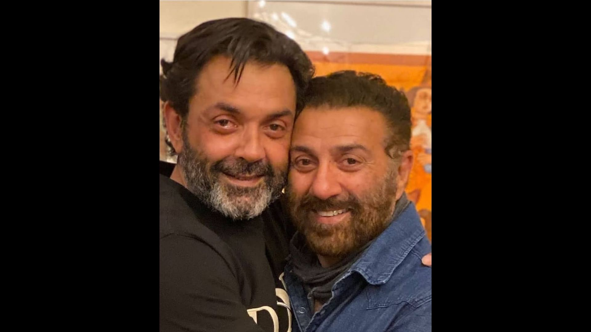 Sunny Deol Birthday: Bobby Deol Has A Heartfelt Wish For Elder Brother; Shares A Priceless Photo