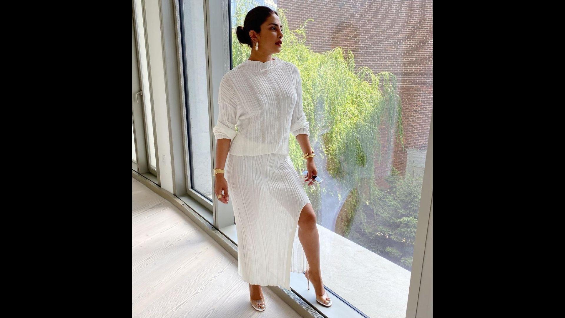 Priyanka Chopra Jonas Gatecrashes Citadel Crew's Party; Shares Pics Via Gram And Sends Fans In A Tizzy
