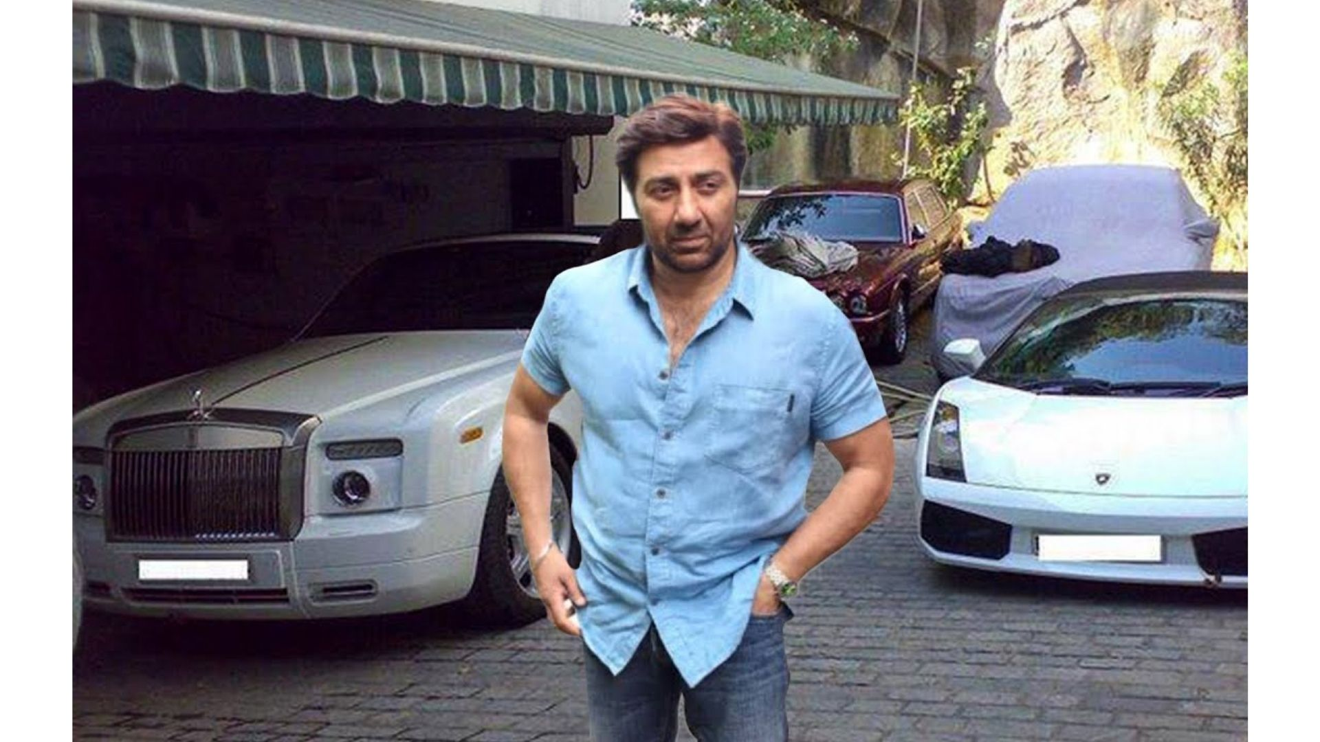 Sunny Deol Birthday: Actor's Swanky Car Collection Is Every Neighbour's Envy