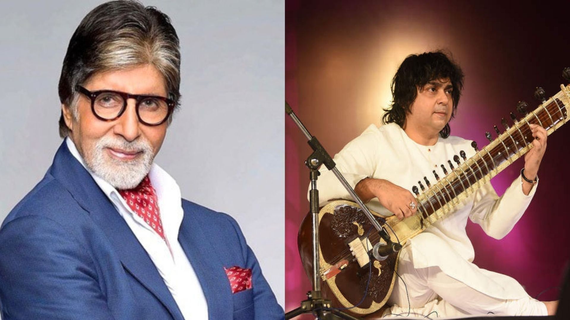 Amitabh Bachchan Expresses Gratitude To His Fans Through THIS Musical Instrument
