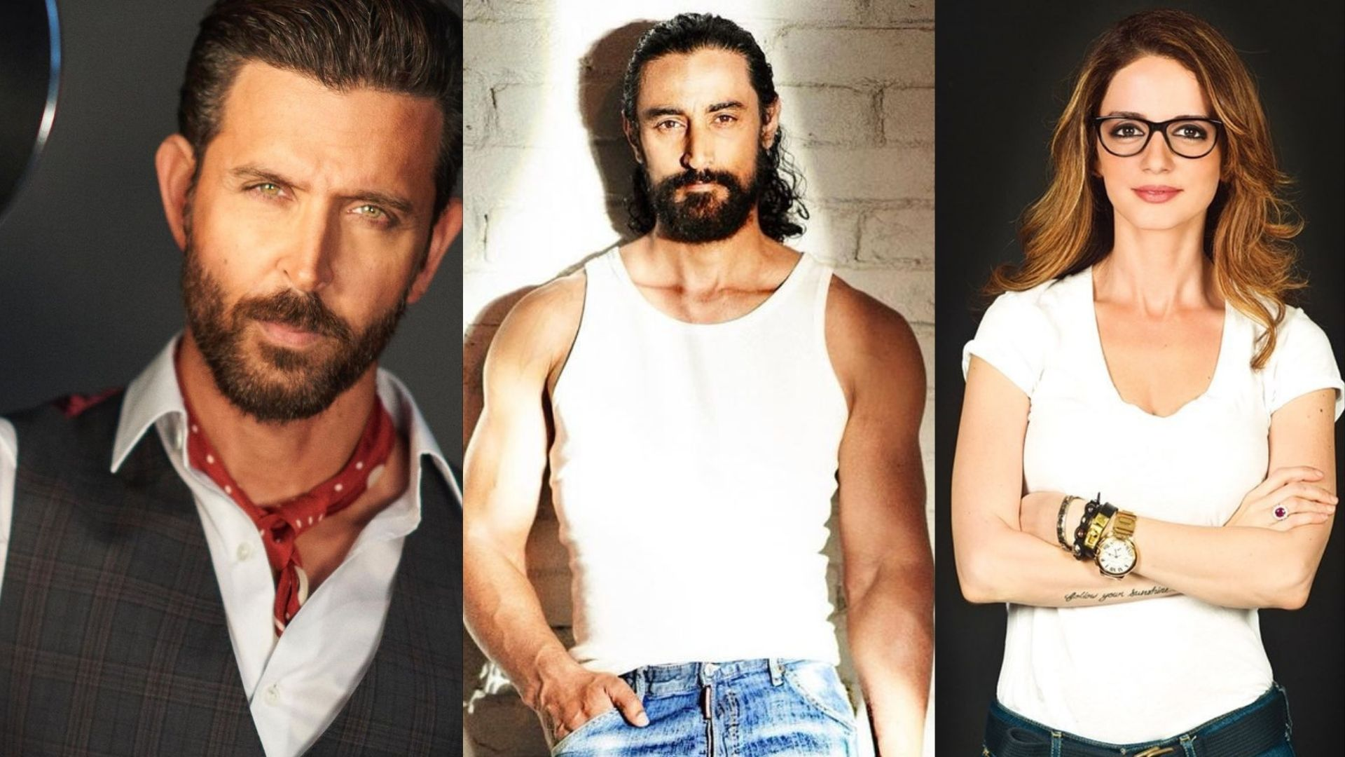Hrithik Roshan Pens Hilarious Message For His Friend Kunal Kapoor On His Birthday; Sussanne Khan Shares Post On Her IG – SEE PICS
