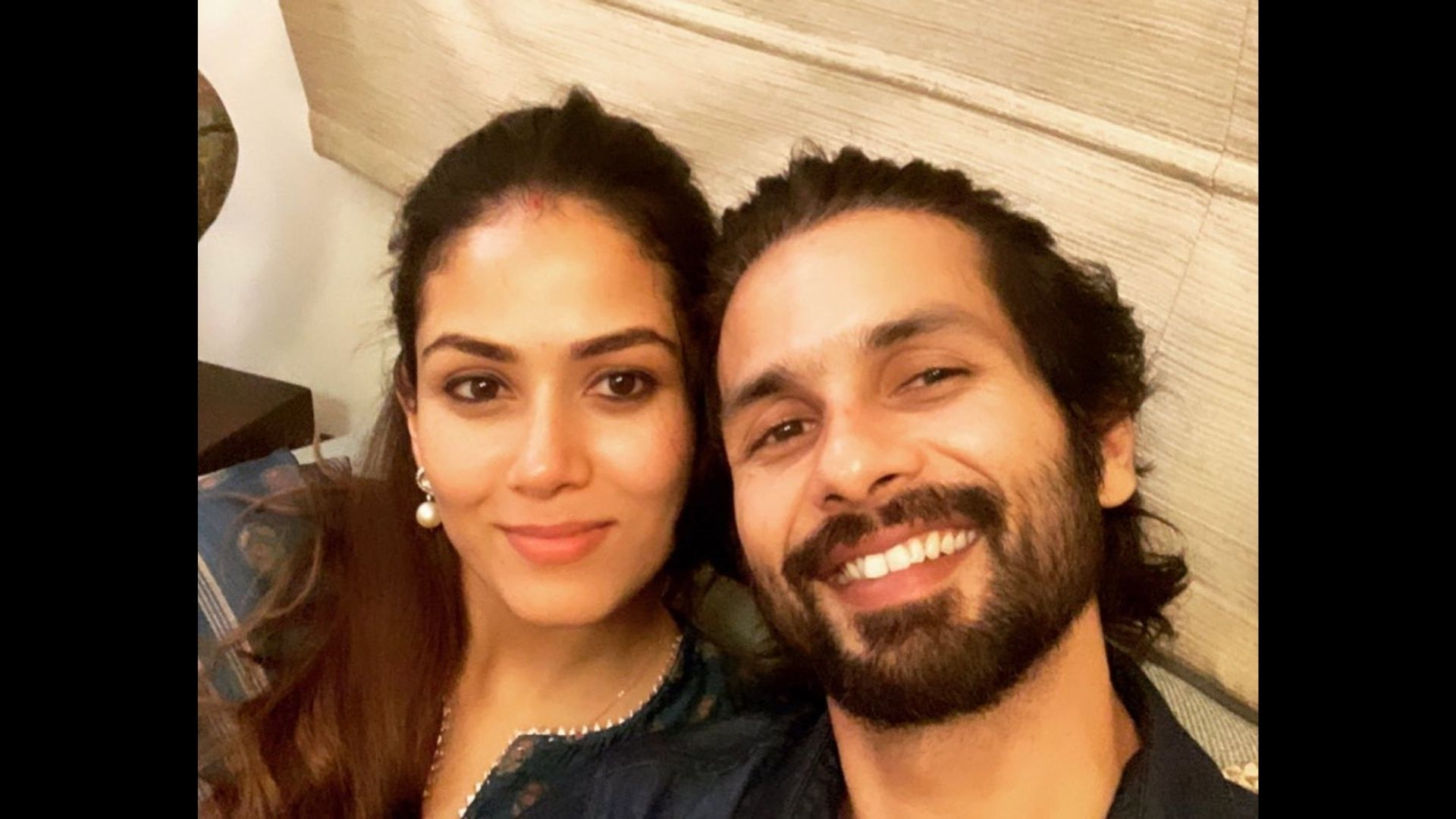 Shahid Kapoor's Wife Mira Kapoor Shares A Video Of Doing Yoga On Social Media With A Very Strong Message