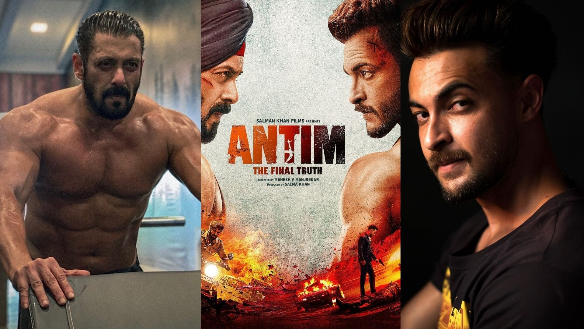 Antim: Salman Khan And Aayush Sharma Starrer Action Film's Trailer To Arrive Next Week – Report