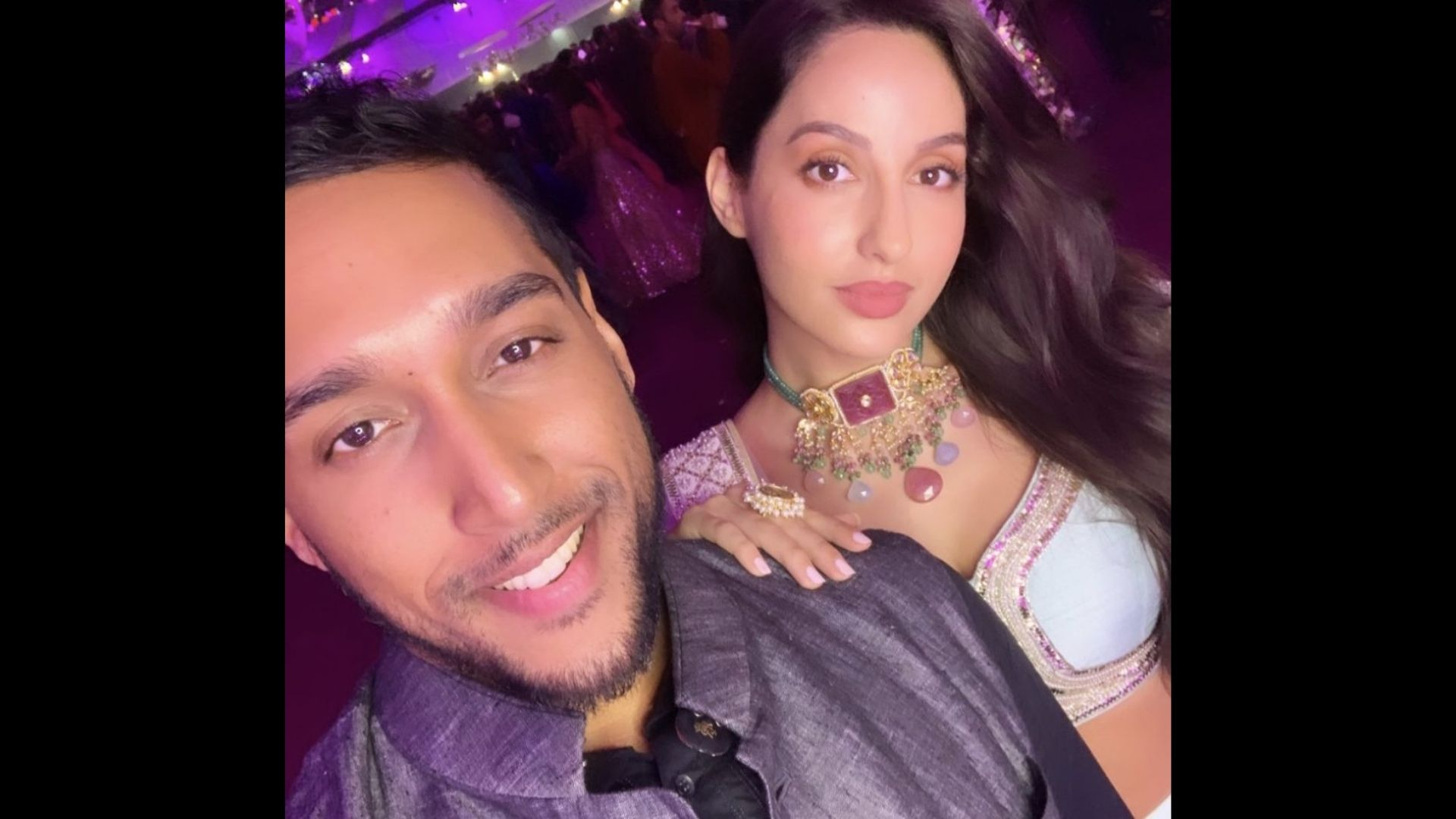 Nora Fatehi Grooves On A Song With Her Mystery Man Steven Roy Thomas; Actress' Sizzling Dance Moves Will Leave You In Awe