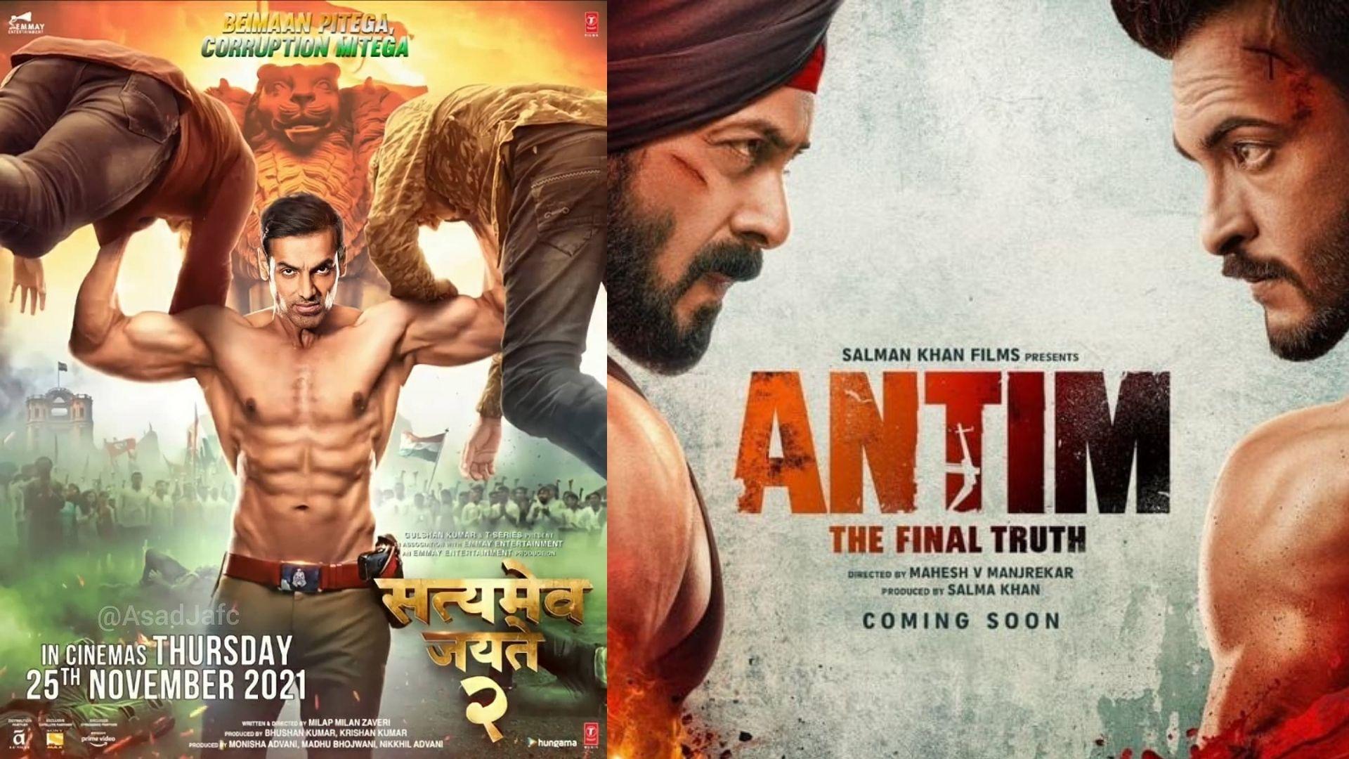 Satyamev Jayate 2 To Release On November 25; John Abraham Starrer To Clash With Salman Khan's Antim – Deets Inside
