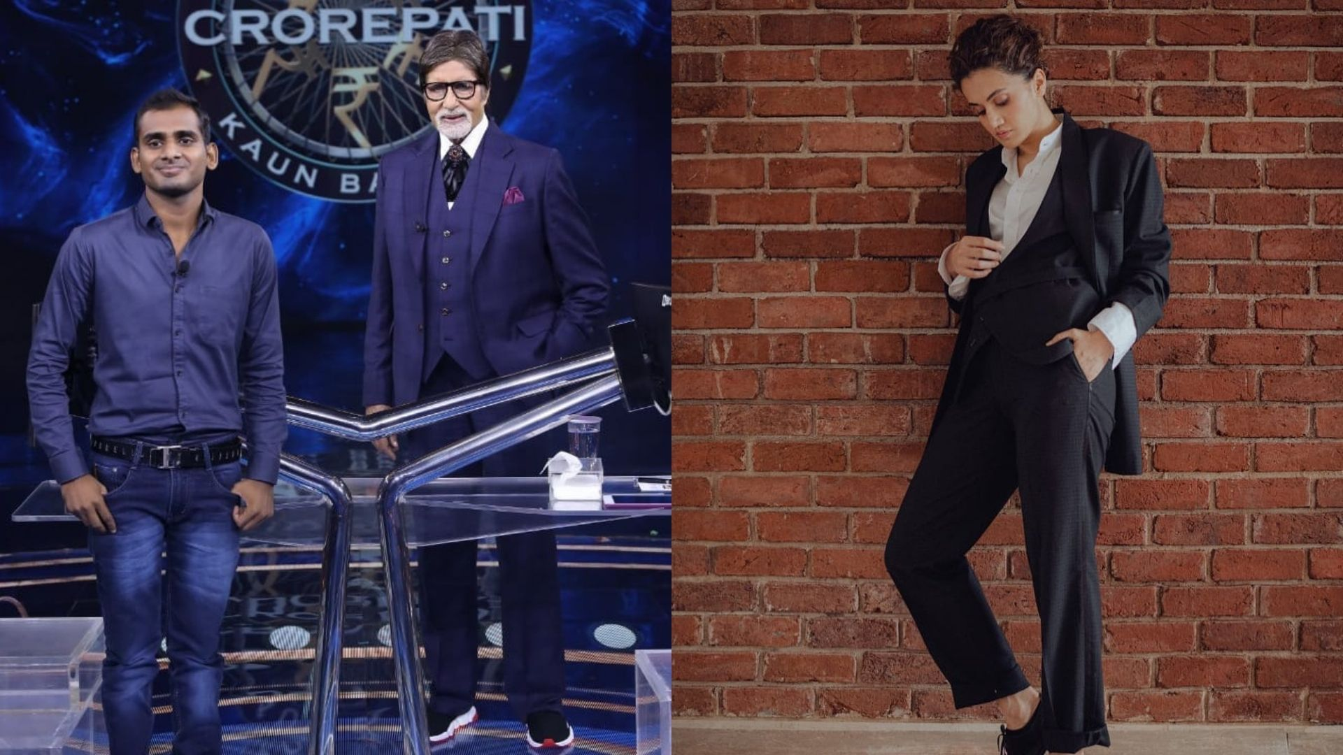 KBC 13: 2nd Crorepati Winner Sahil Ahirwar Reacts To Taapsee Pannu's Tweet For Him; His Comment Will Melt Your Heart