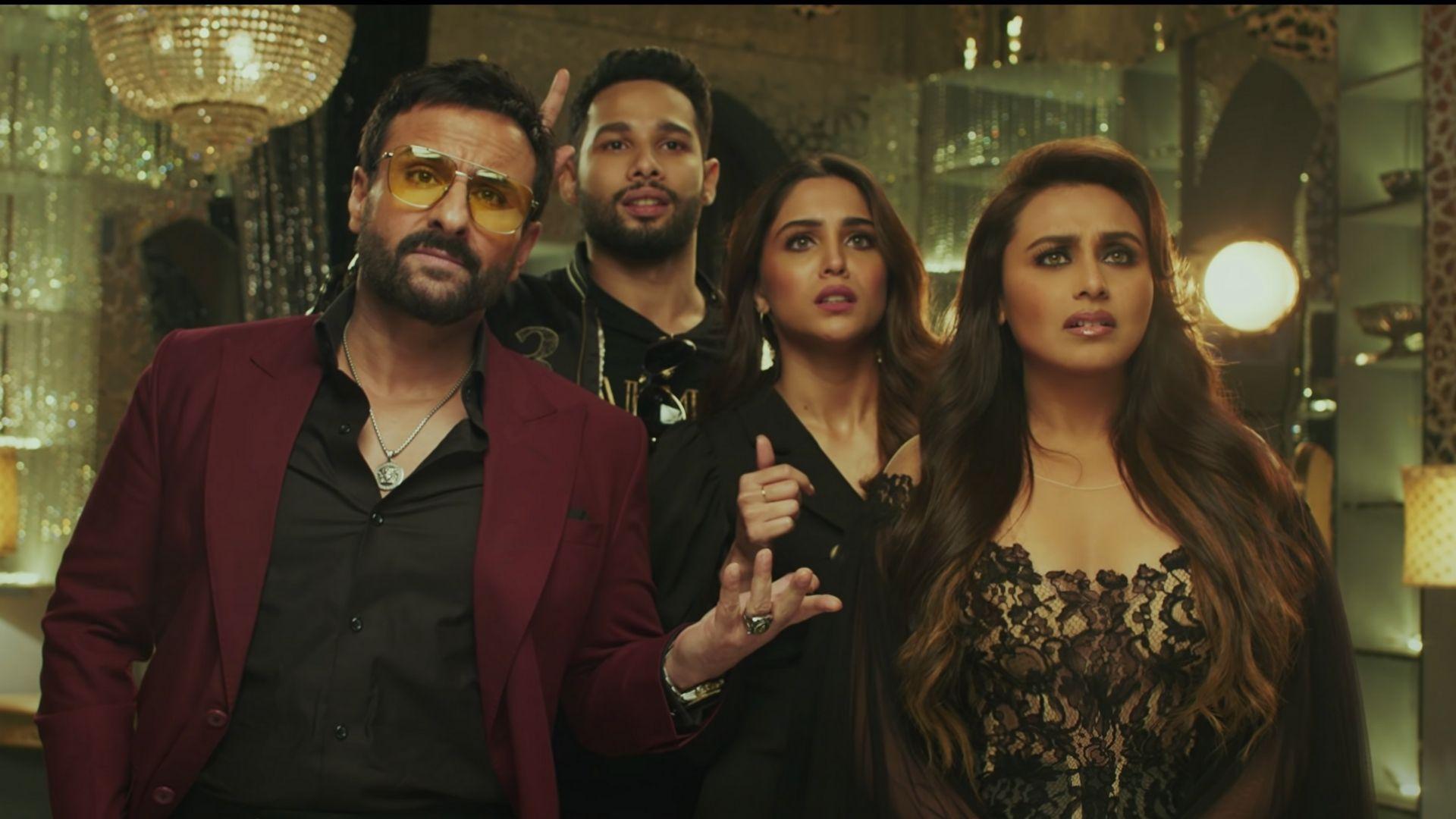 Bunty Aur Babli 2 Teaser: Saif Ali Khan, Rani Mukerji Are Back To Tickle Your Funnybones Along With Siddhant And Sharvari Starrer; Trailer Date OUT
