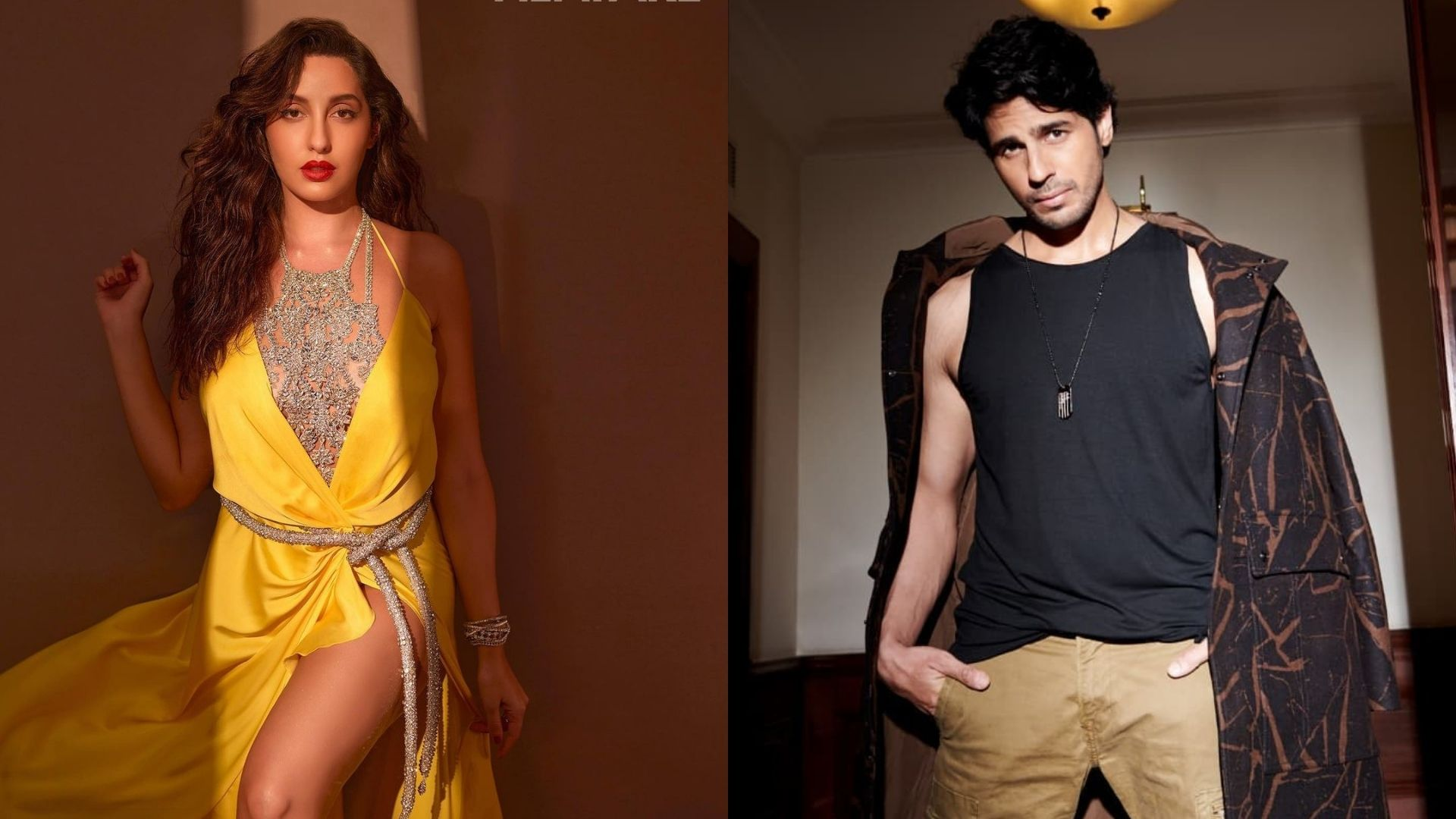 Nora Fatehi And Sidharth Malhotra To Groove Together On The Hindi Version Of THIS Famous Song
