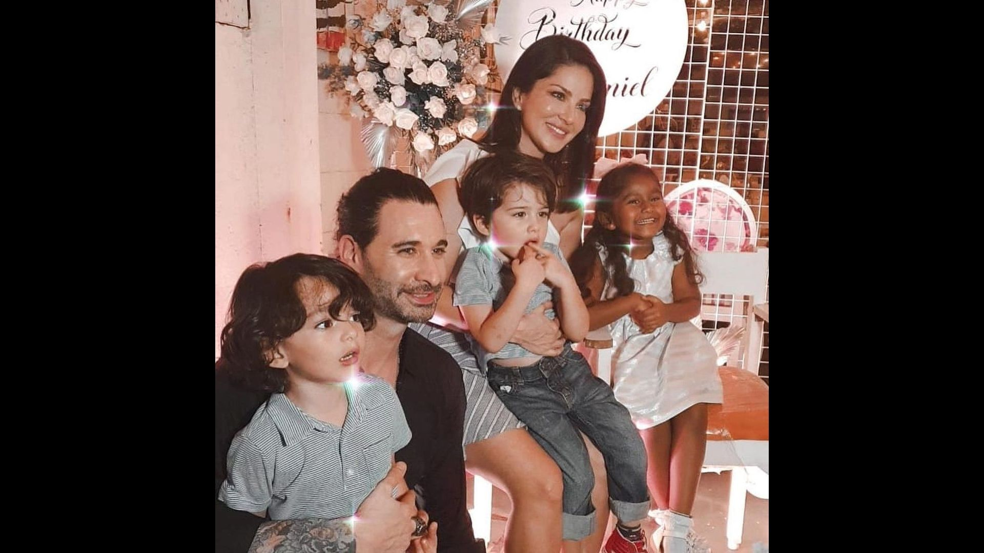 Sunny Leone And Daniel Weber Exude Strong Couple Goals; Their Pictures Will Melt Your Hearts