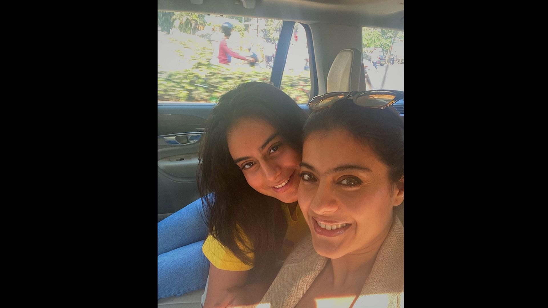 Kajol Yearns For Daughter Nysa; Writes Unfeigned Words For Her On The Gram