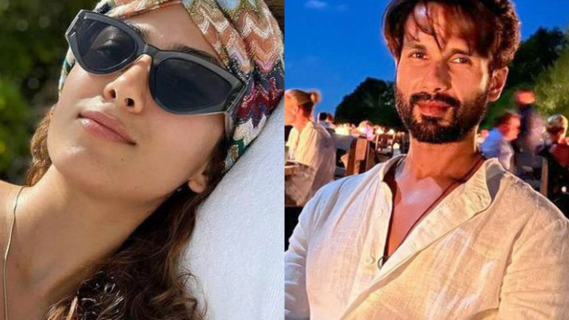 Shahid Kapoor And Mira Rajput Along With Kids Returned Home From Their Maldivian Vacation; Here's Their Power Dressing
