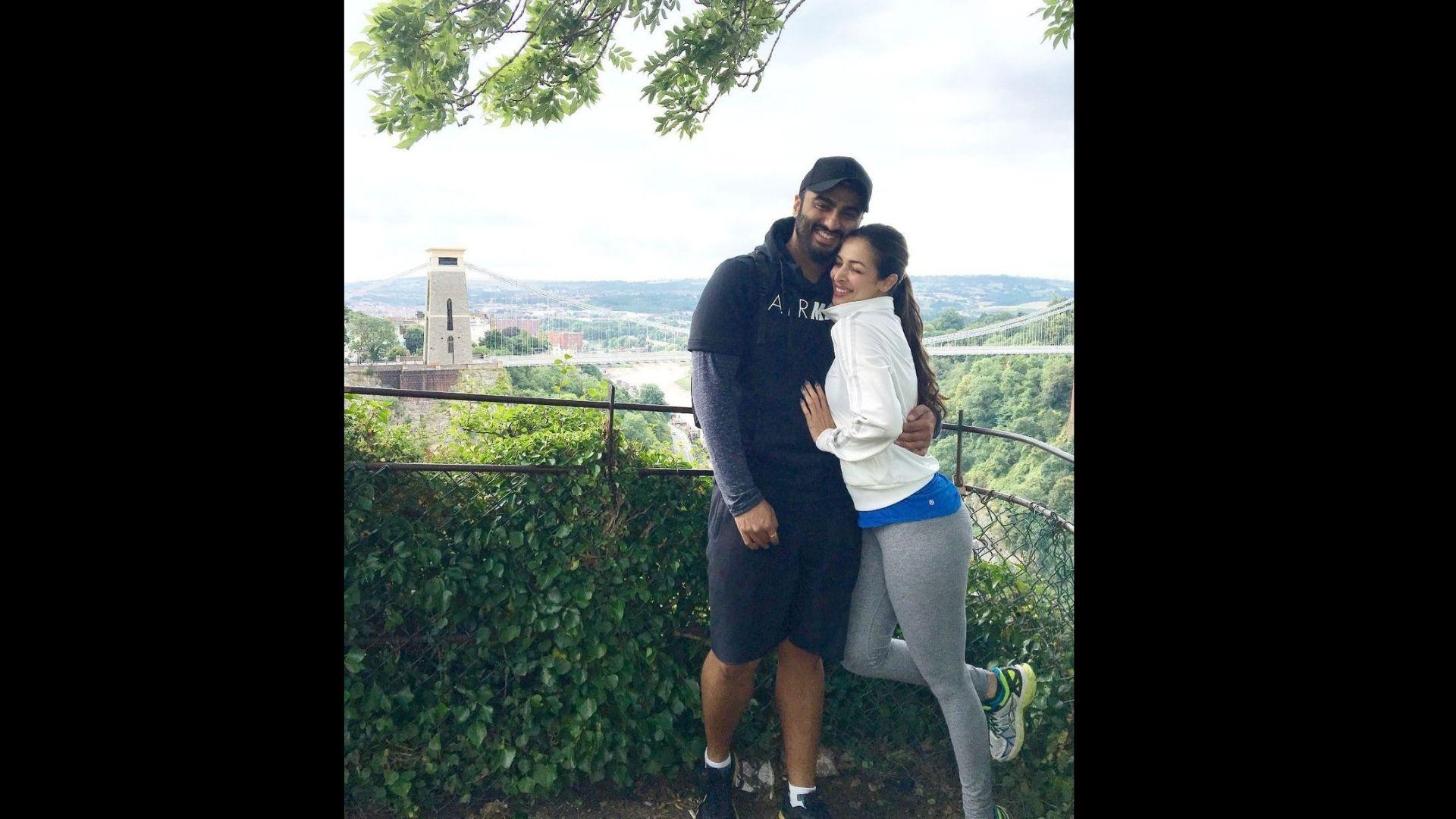Malaika Arora Birthday: Birthday Girl Gets Snapped As She Drops In Beau Arjun Kapoor's House