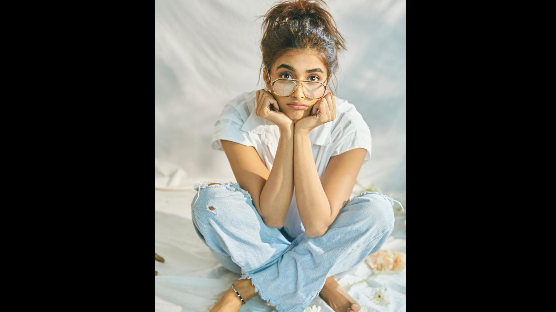 Pooja Hegde Calls Herself 'Sleepy Puppy' As She Gets CIA – See PIC