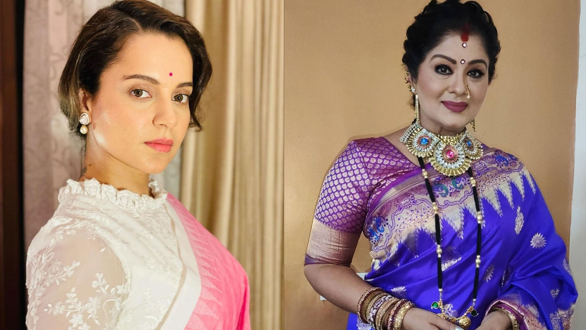 Kangana Ranaut Supports Sudhaa Chandran Amid Her Video From Airport Went Viral; Actress Writes Note On Social Media