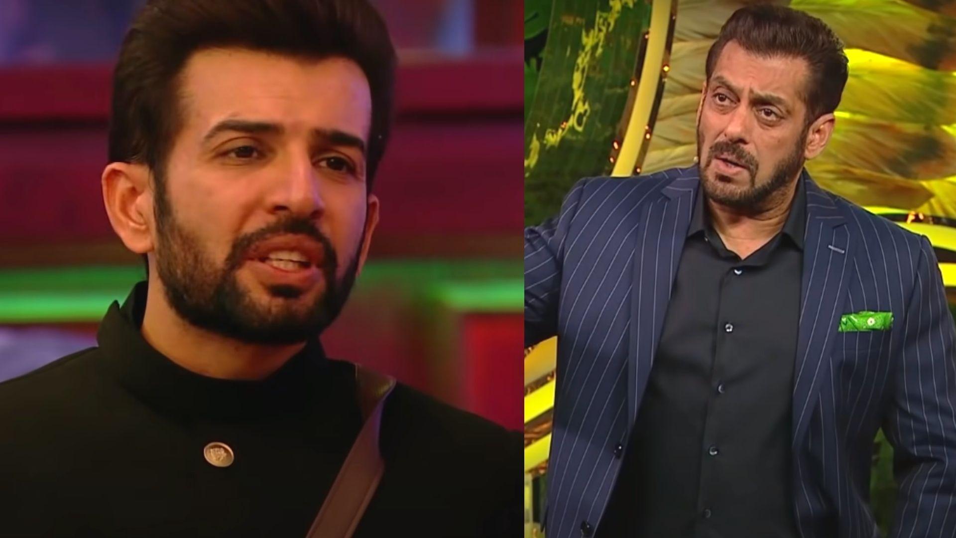 Bigg Boss 15: Salman Khan Takes A Dig At Jay Bhanushali; Calls His Principles 'Fake'