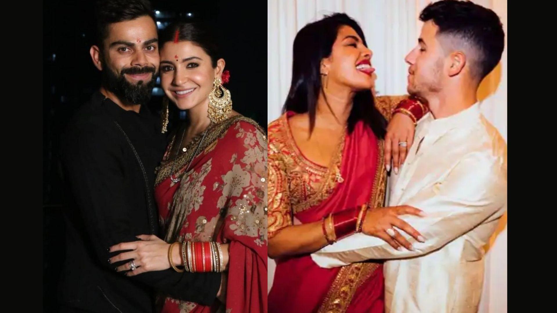 Karwa Chauth 2021: Bollywood Stars Like Anushka Sharma, Priyanka Chopra, And Others Who Never Miss To Celebrate The Auspicious Occasion