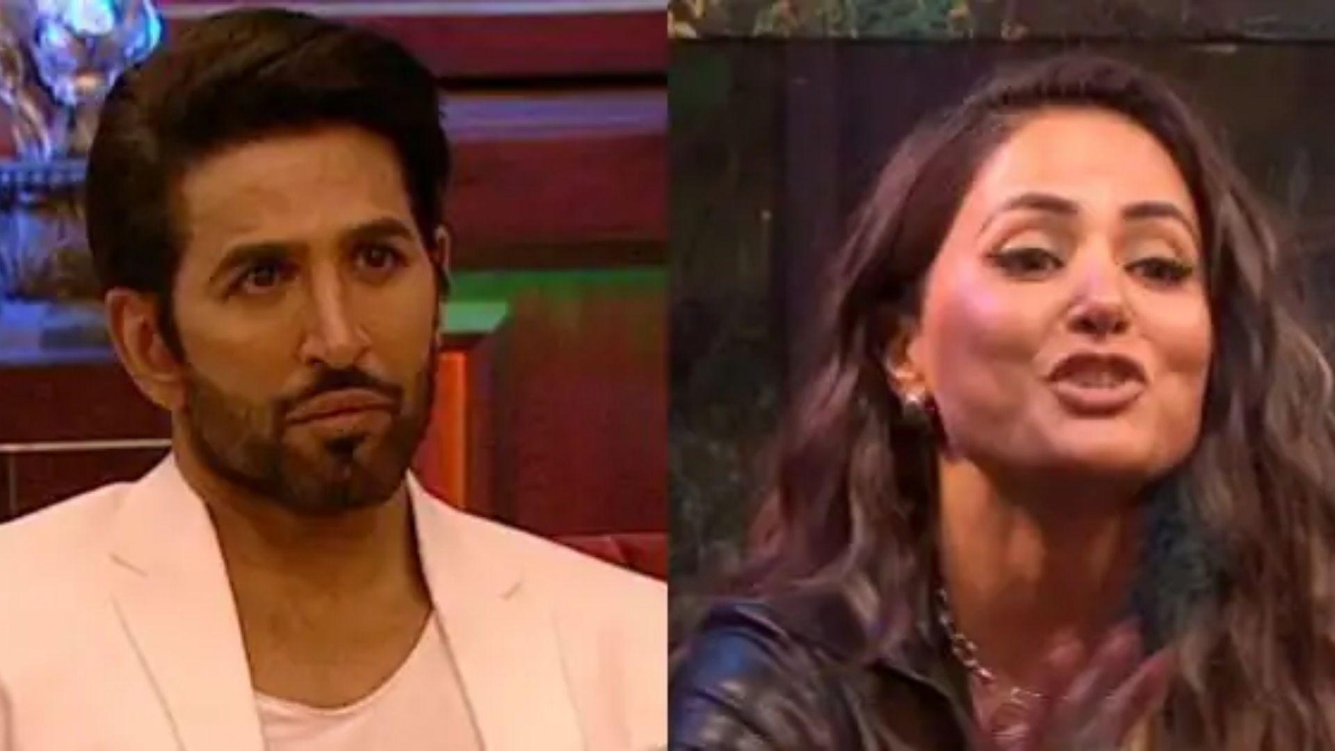 Bigg Boss 15 Weekend Ka Vaar: Fans Slam Vishal Kotian For His Rude Behaviour With Hina Khan