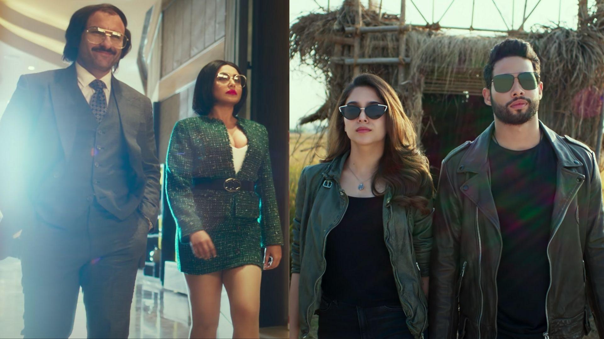 Bunty Aur Babli 2 Trailer: Saif Ali Khan, Rani Mukerji, Siddhant Chaturvedi, Sharvari Will Make You Go ROFL; BIG Surprise Element Can't Be Missed