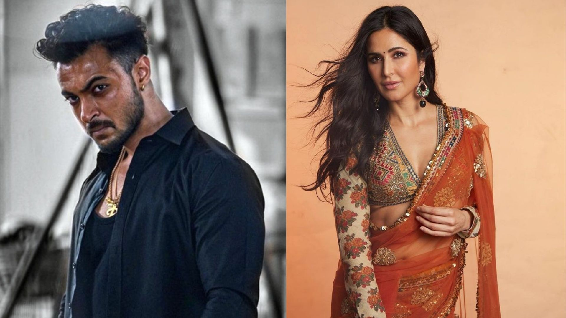 Antim: Katrina Kaif Heaps Praise On Aayush Sharma's Intriguing Look From The Film; Calls it 'FAB'
