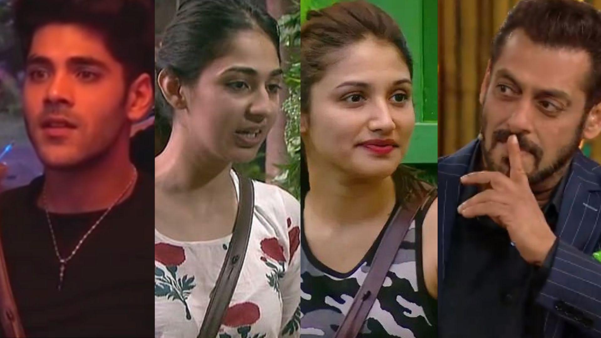 Bigg Boss 15 Weekend Ka Vaar: Did You Know Not Only Donal Bisht And Vidhi Pandya Contestants Had Simba Nagpal's Name Also On Mind; Salman Khan Reacts