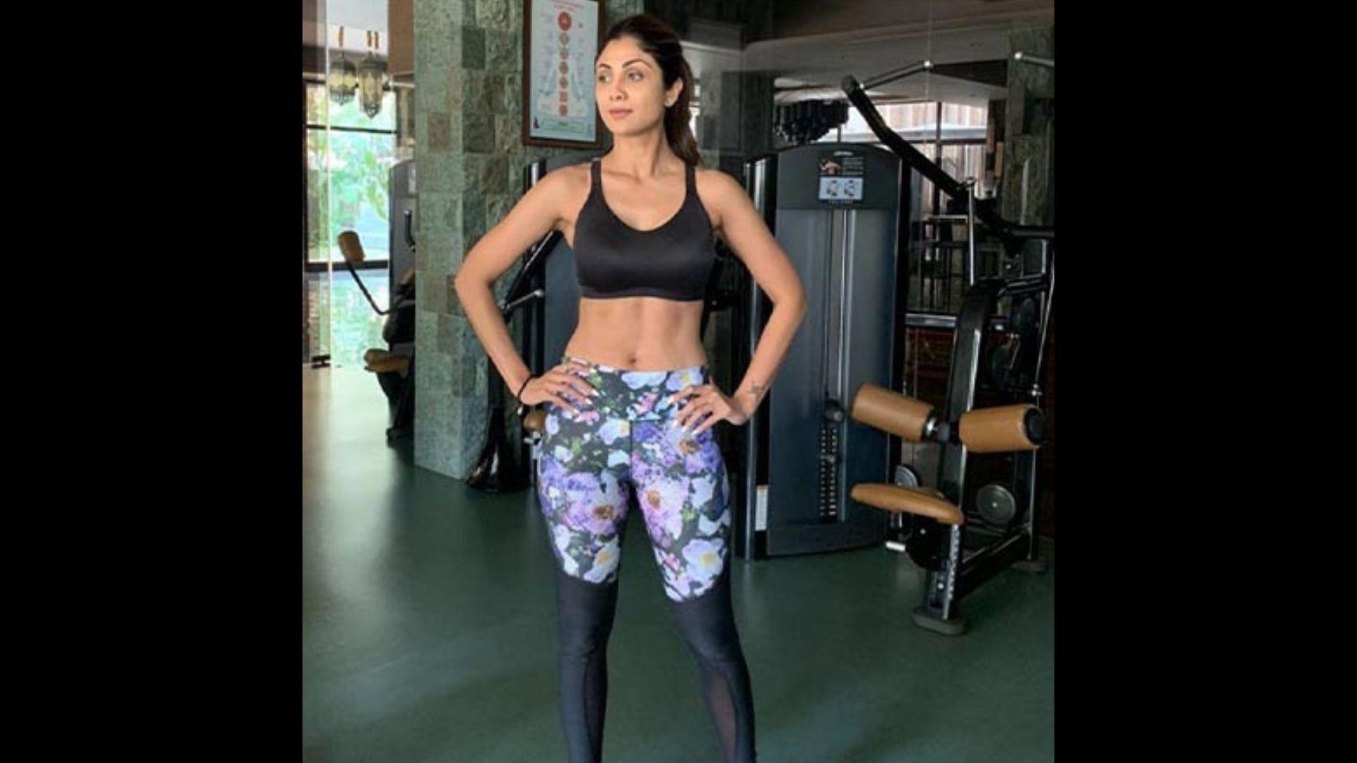 Shilpa Shetty's Motivation Fuelled Post To Kick-Off All The Monday Blues – Watch