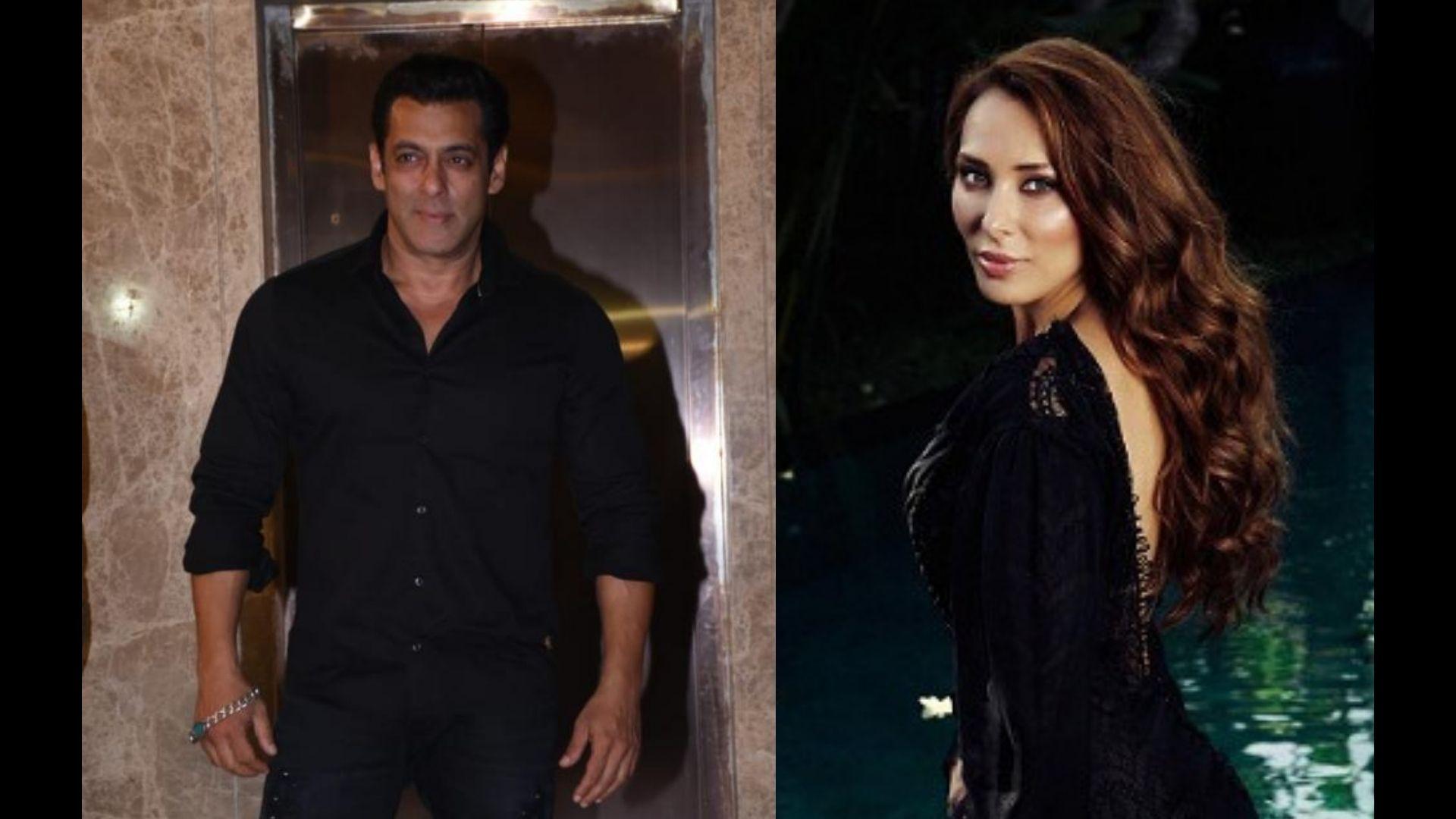 Aayush Sharma Birthday Bash: Salman Khan Twins With Rumoured GF Lulia Vantur – Riteish Deshmukh, Isabelle Kaif, Sunil Grover And Others Attend Party