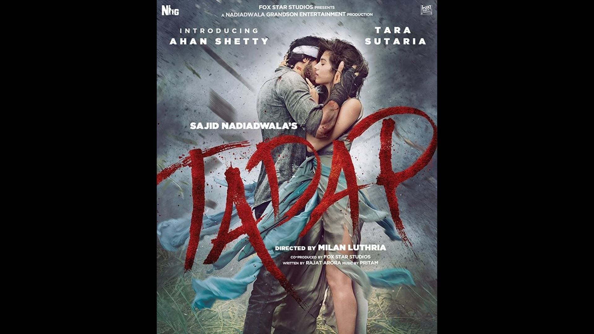 Tadap: Ahan Shetty and Tara Sutaria Starrer Film's Teaser Is Now Out – Video Inside