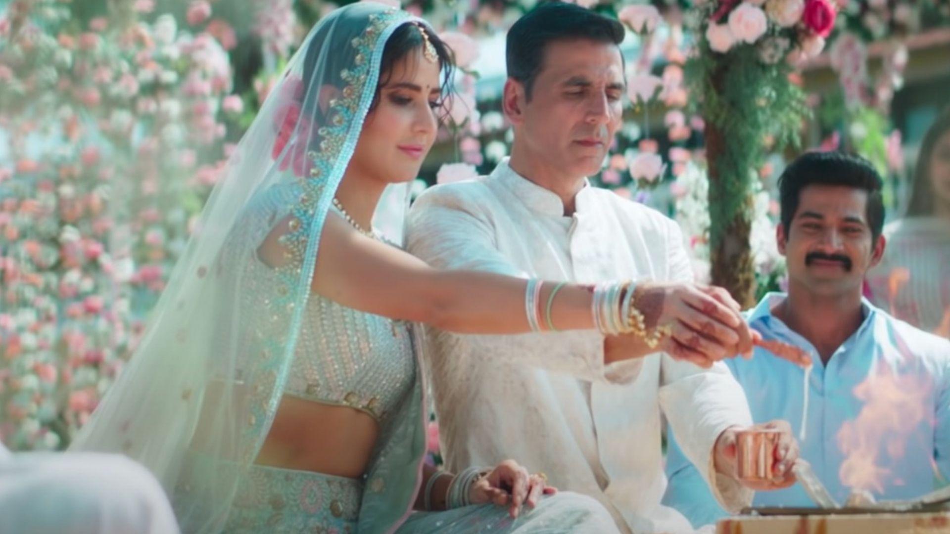 Sooryavanshi Song Mere Yaaraa Out: Akshay Kumar And Katrina Kaif Weave Magic, Romance And Love In Arijit Singh's Melody