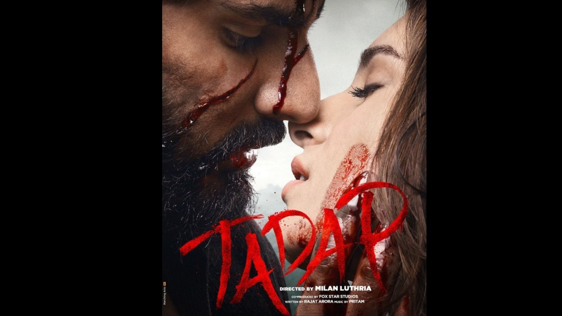 Tadap Trailer Out: Ahan Shetty And Tara Sutaria Starrer Films Trailer Gives Glimpse Of Intense Love
