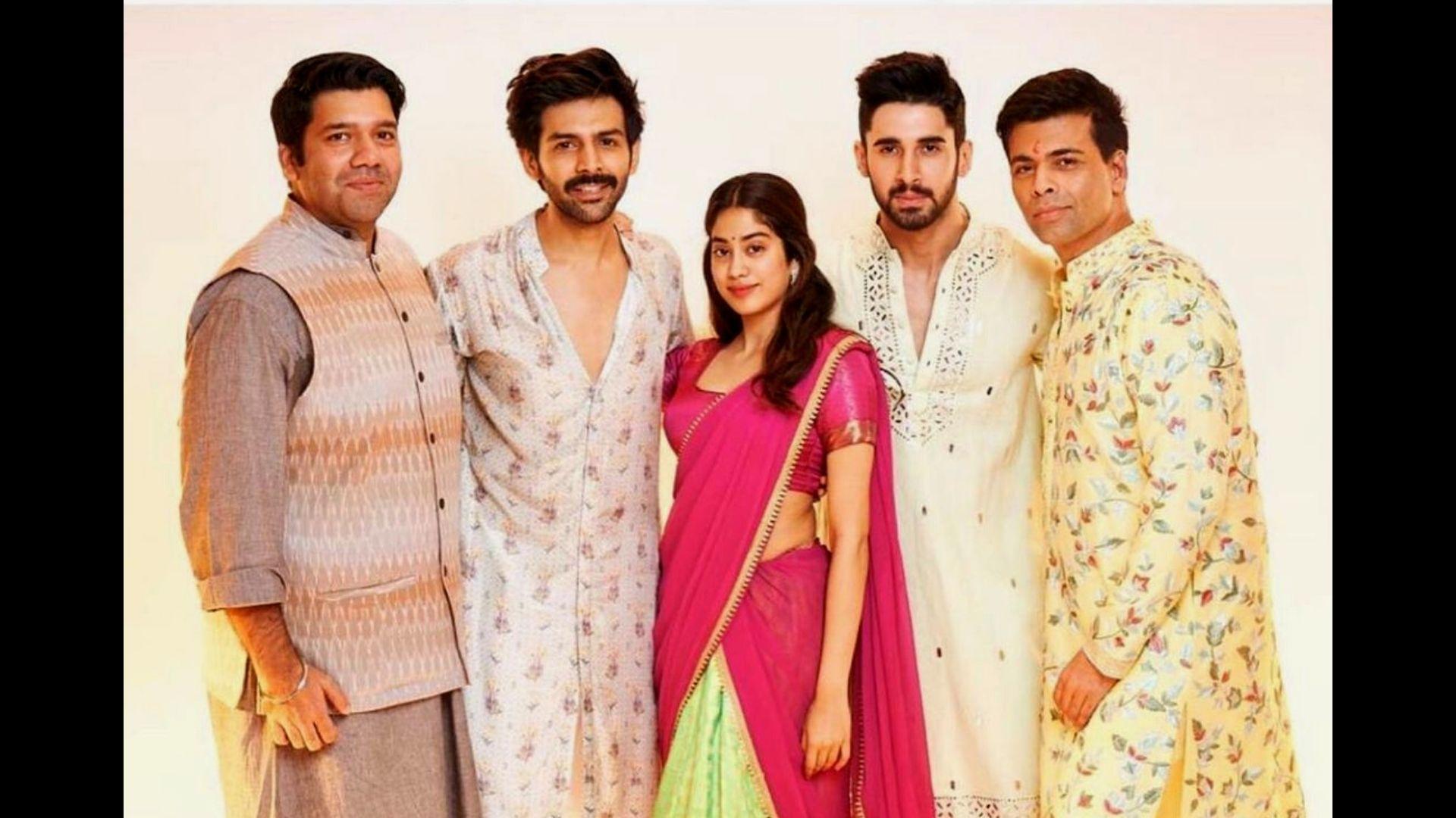 Janhvi Kapoor Opens Up On Dostana 2 Being Derailed Post Kartik Aaryan's Exit; Says 'It's Heartbreaking'