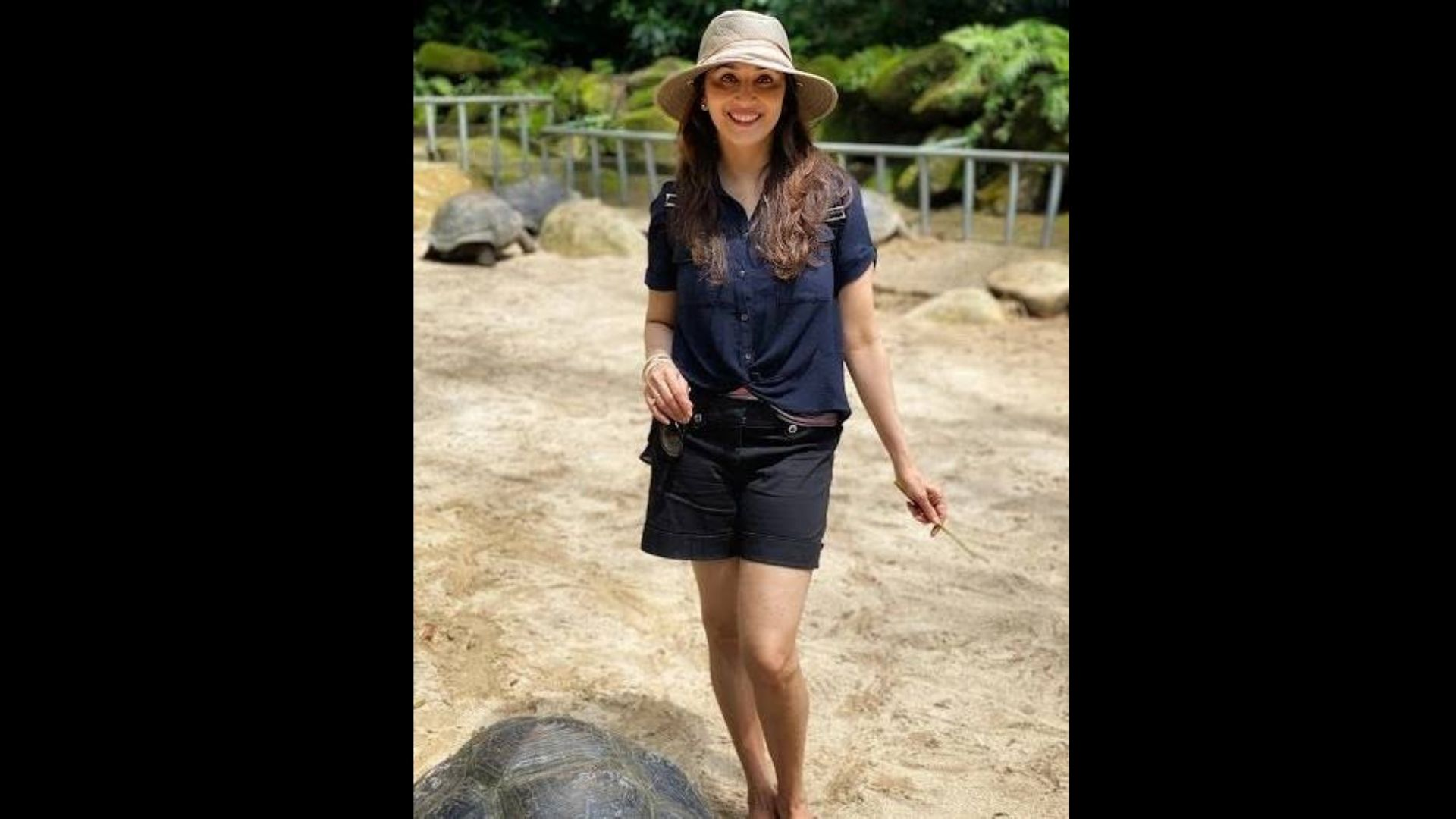 Madhuri Dixit's Vacay Caption Is Perfect For Your Mid-Week Motivation