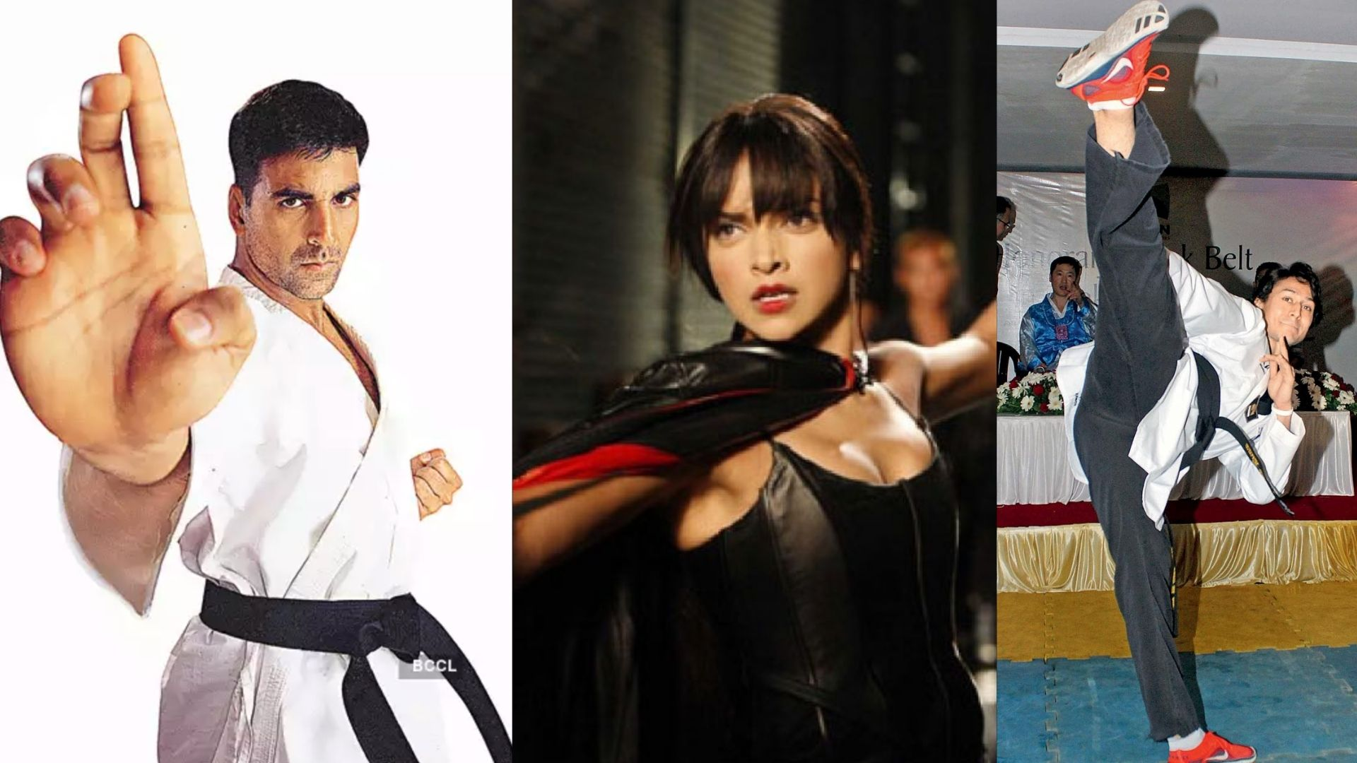 Deepika Padukone, Akshay Kumar, Shilpa Shetty And Other Actors Who Are Trained In Martial Arts