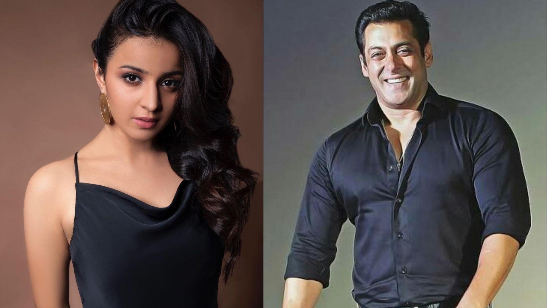 Antim: Aayush Sharma's Leading Lady Mahima Makwana Reacts On Sharing Screen With Salman Khan