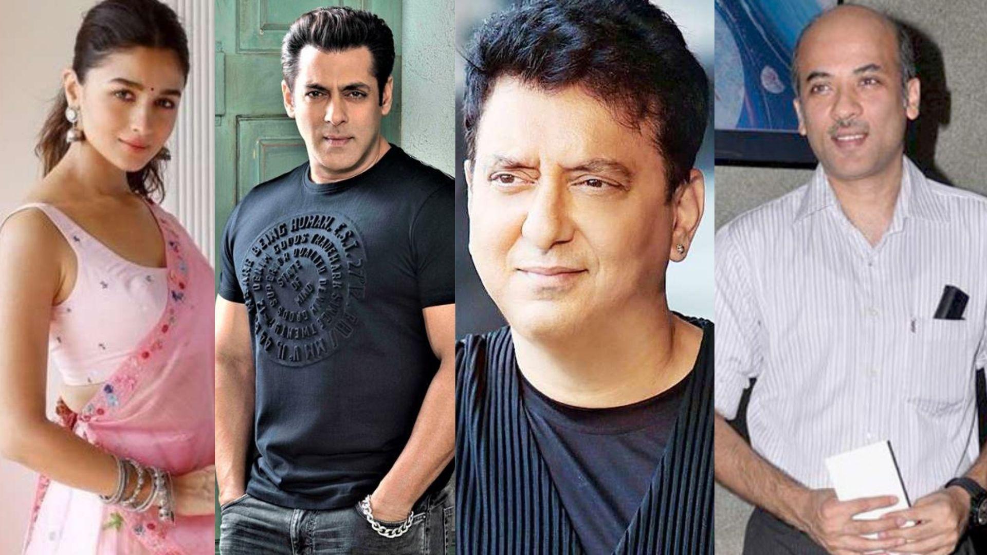 Salman Khan Docu-Series: Alia Bhatt, Sajid Nadiadwala And Sooraj Barjatya To Be A Part Of The Series?