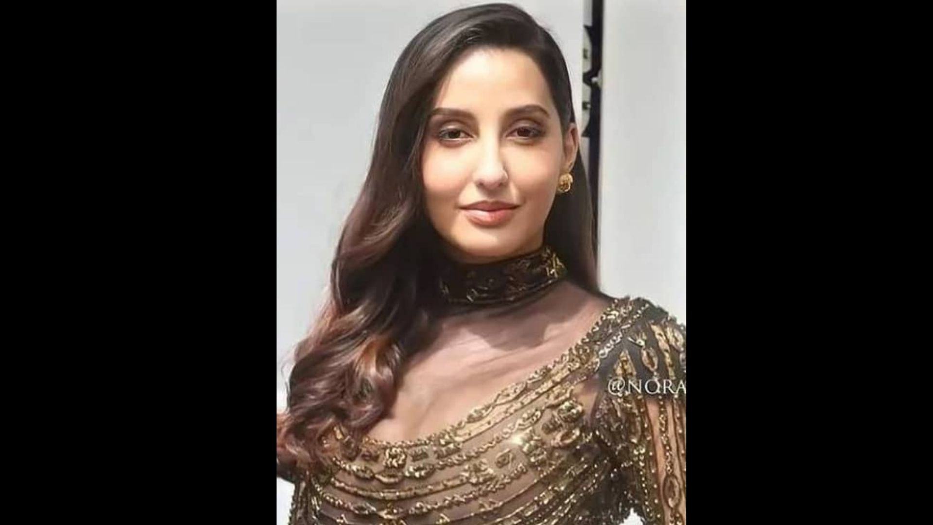 Nora Fatehi Snapped Looking Sexy As She Heads Out For A Outing After The Money Laundering Case In An All Black Outfit