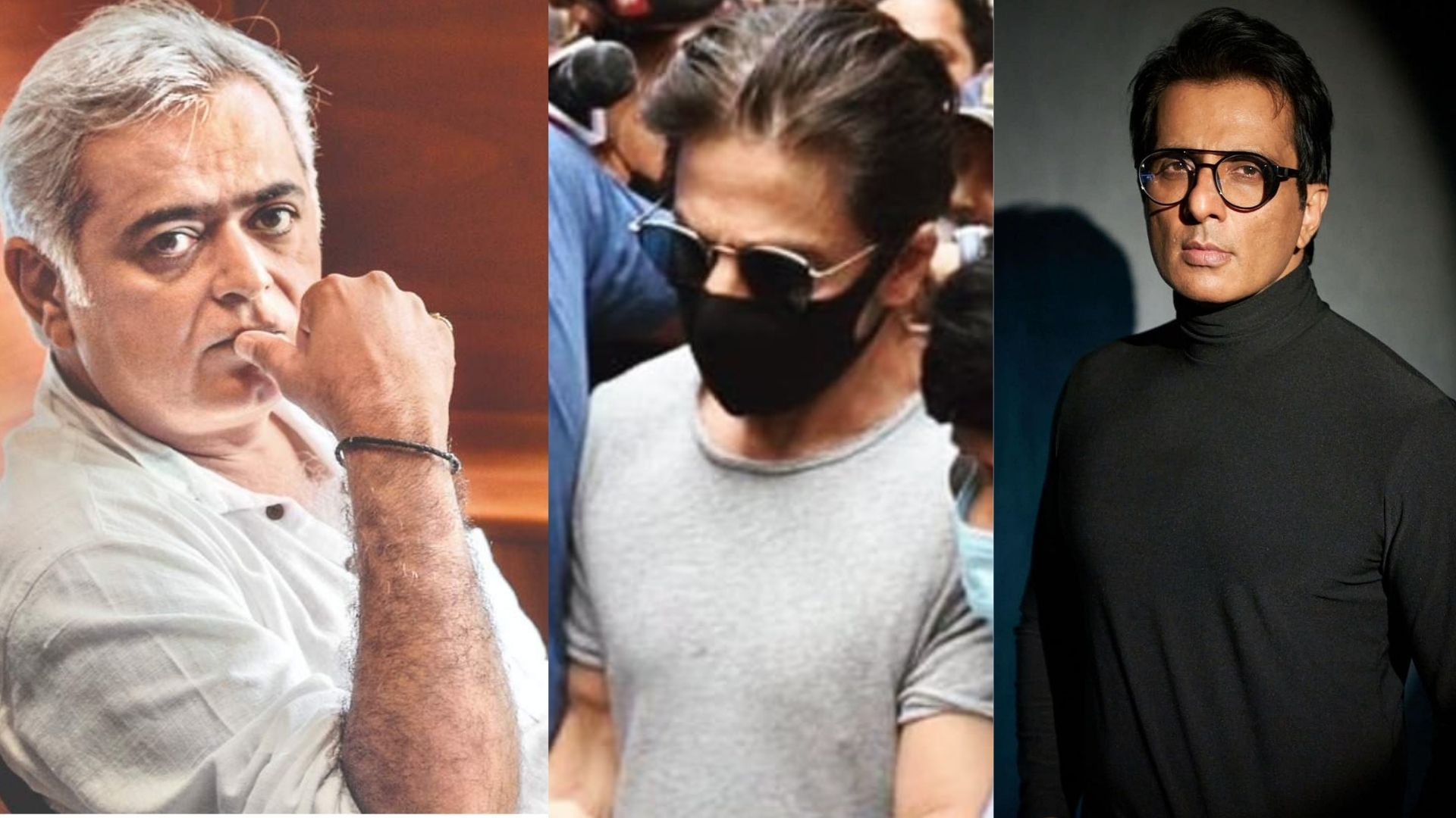 Shah Rukh Khan MOBBED By Journalists Outside Arthur Road Jail After Meeting Aryan Khan; Hansal Mehta, Sonu Sood Condemn The Act