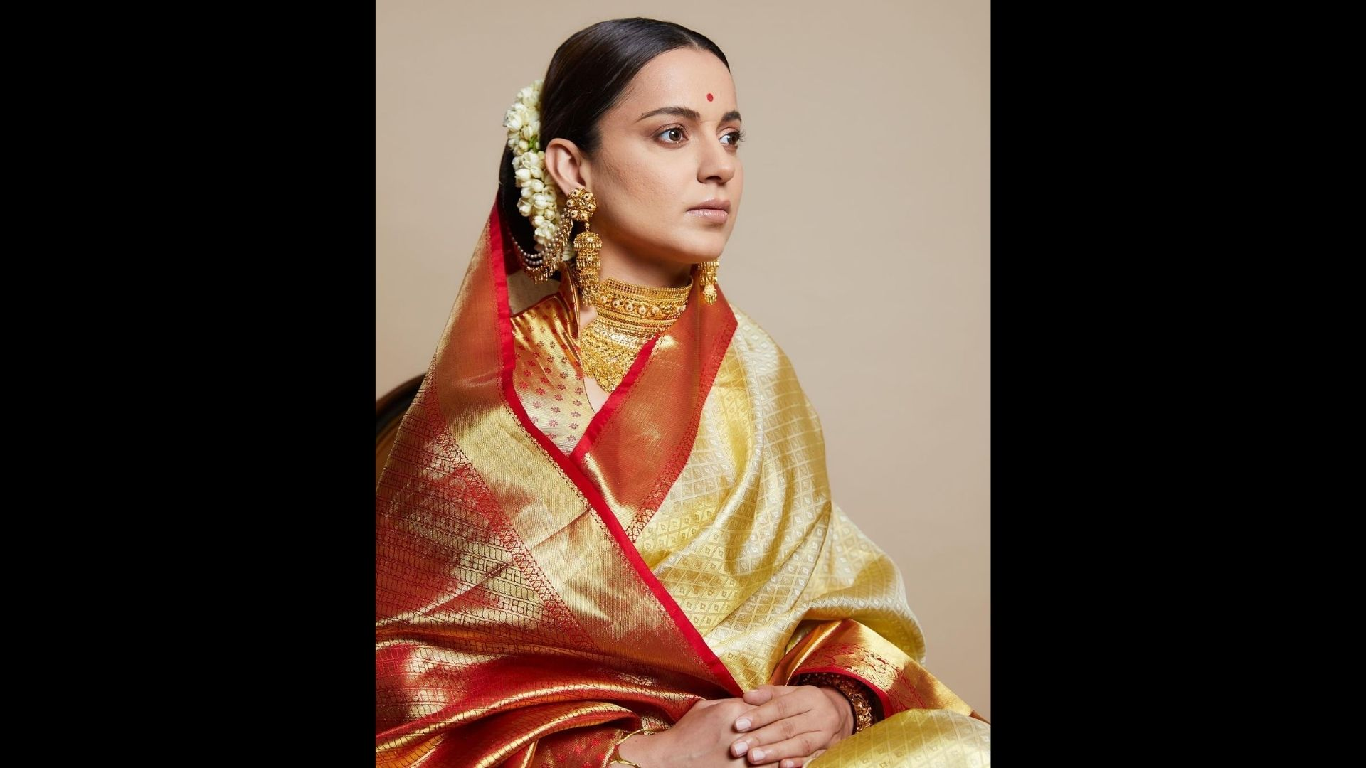 Kangana Ranaut's Traditional Look To Receive Her 4th National Film Award Will Seize Your Hearts