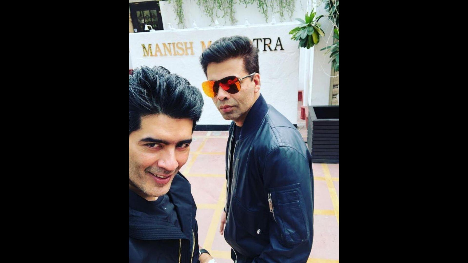 Shah Rukh Khan's Son Aryan Khan Arrest: Karan Johar And Manish Malhotra Rush Back To Mumbai After Star Kid's NCB Custody Extended