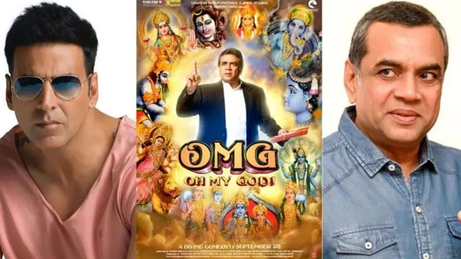 Oh My God 2: Paresh Rawal Will NOT Share Screen Space With Akshay Kumar For THIS Reason; Yami Gautam, Pankaj Tripathi To Be Onboard For The Flick