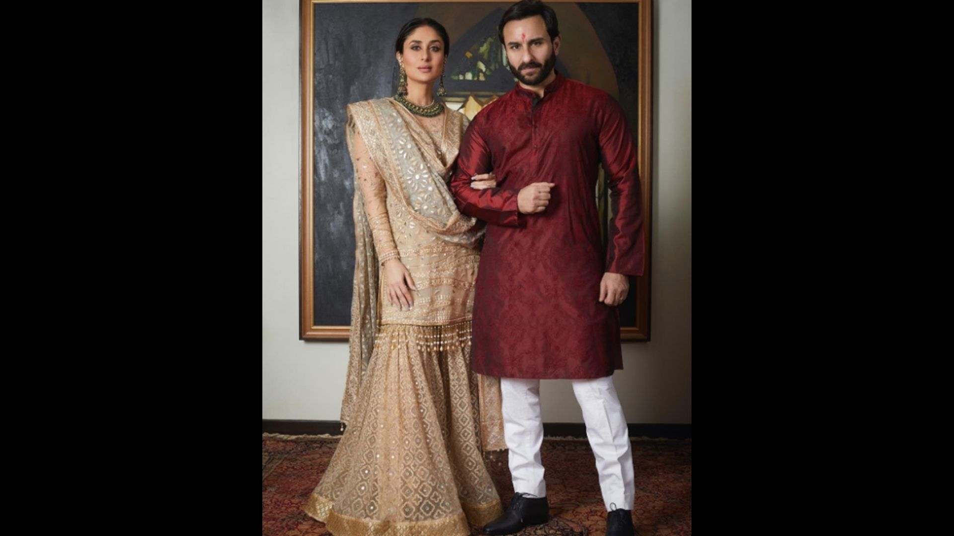 Kareena Kapoor Khan's Latest Festive Video With Husband Saif Ali Khan Is All About Love And How Togetherness Changes Everything