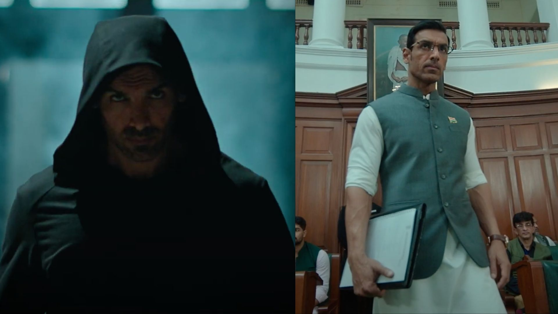 Satyameva Jayate 2 Trailer: It's Time For A Triple Dose Of John Abraham And Gear Up For Lots Of Kicks, Punches And Drama