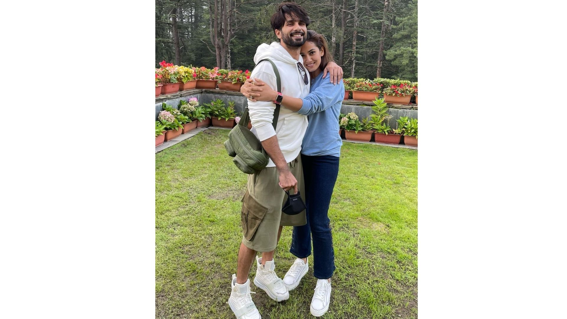 Shahid Kapoor's Wife Mira Kapoor Posts A Picture By The Sea Sharing How The Snap Will Never Let Her Forget A Special Thing