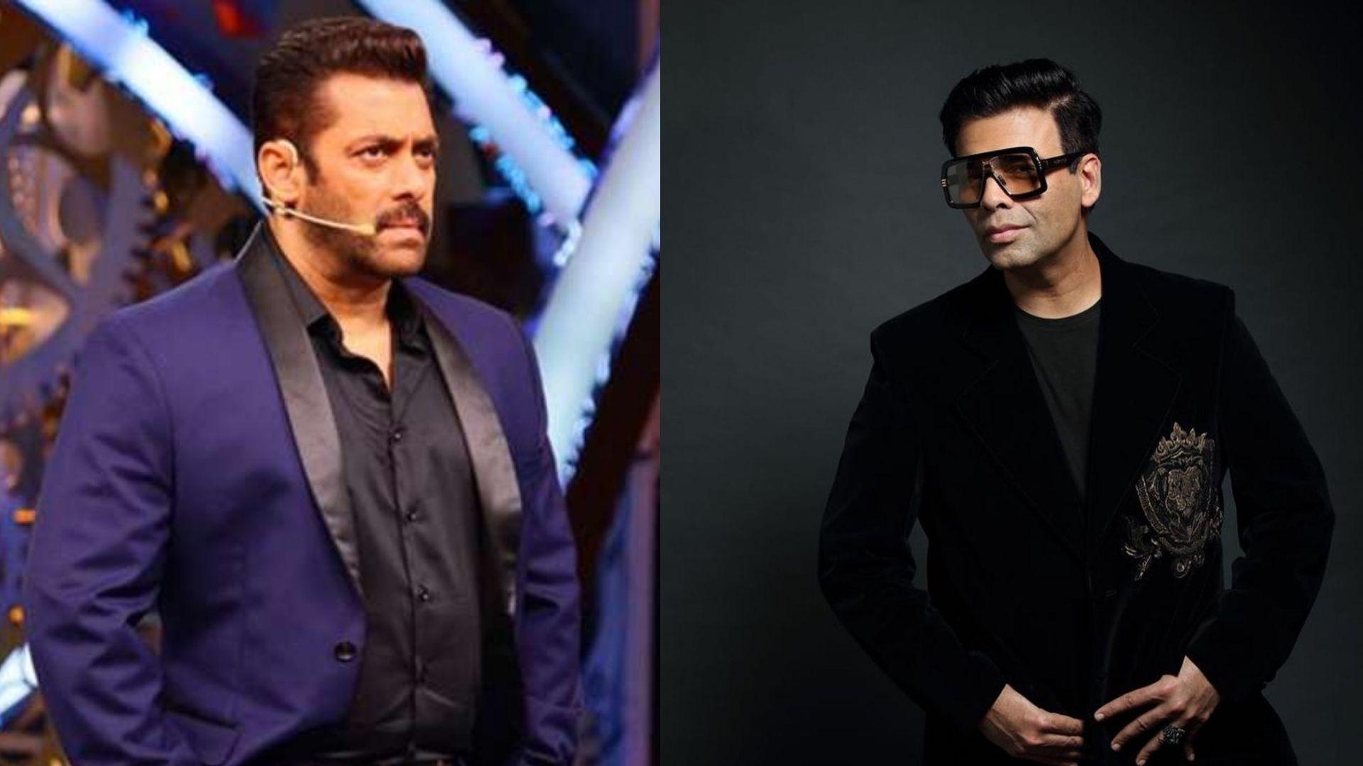 Bigg Boss 15 Weekend Ka Vaar: Salman Khan Slams Gharwasis, Says 'Mein Karan Johar Nahi Hu, Hehe Karke Baat Khatam Kar Dunga'