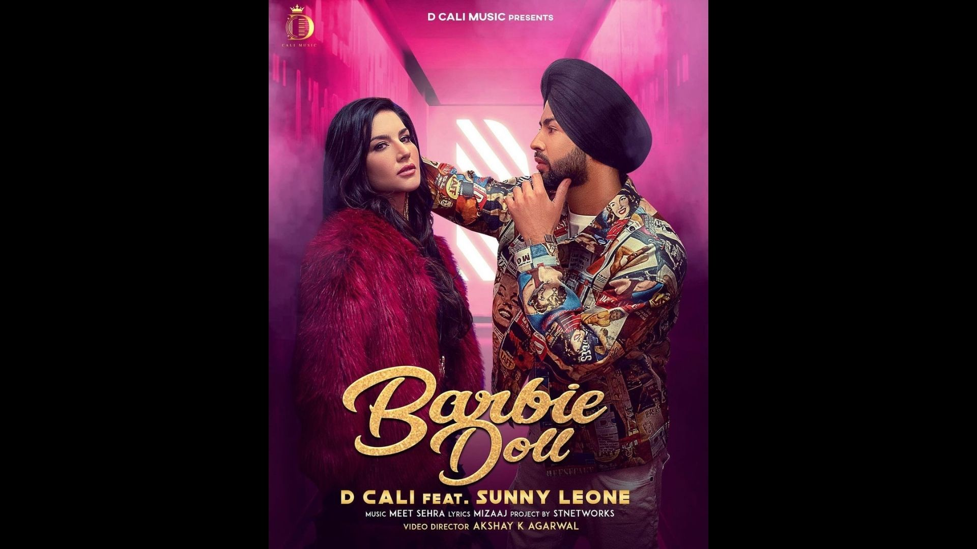 Barbie Doll New Poster: Sunny Leone's New Look Is Spellworking